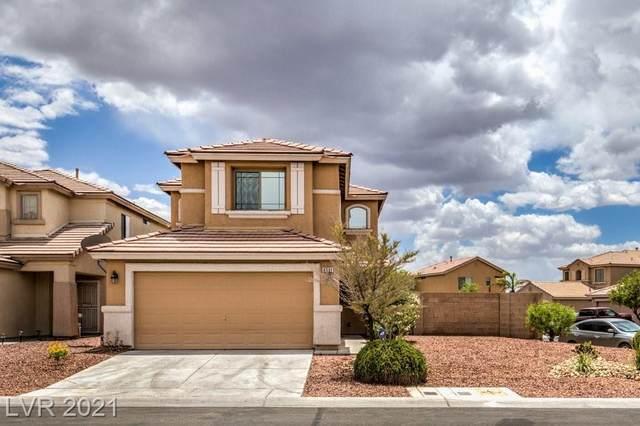 6501 Frias Point Court, Las Vegas, NV 89122 (MLS #2297463) :: Jeffrey Sabel