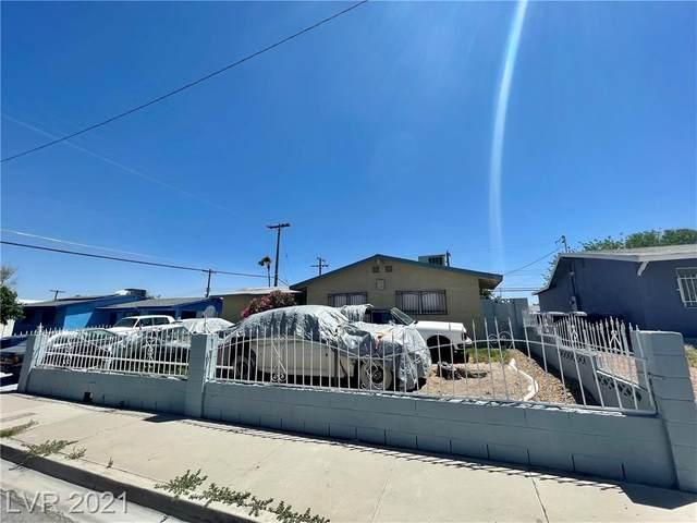 117 Frederick Avenue, Las Vegas, NV 89106 (MLS #2297536) :: Lindstrom Radcliffe Group