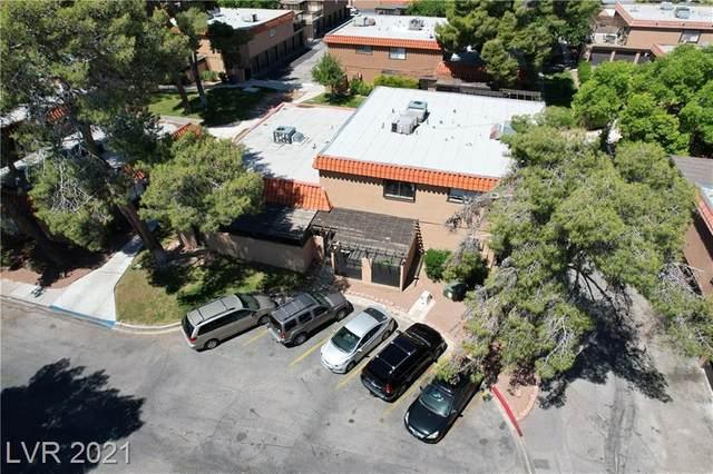 220 Brookside Lane B, Las Vegas, NV 89107 (MLS #2297561) :: DT Real Estate