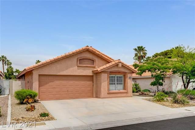 8416 Honeywood Circle, Las Vegas, NV 89128 (MLS #2297648) :: Custom Fit Real Estate Group