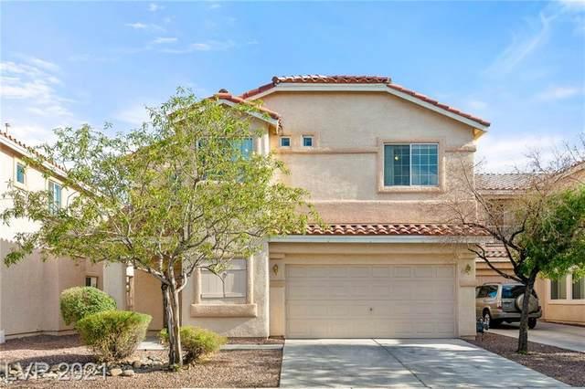 1741 Spotted Wolf Avenue, Las Vegas, NV 89123 (MLS #2297784) :: Vestuto Realty Group