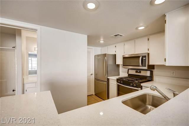 1830 N Pecos Road #134, Las Vegas, NV 89115 (MLS #2297834) :: DT Real Estate