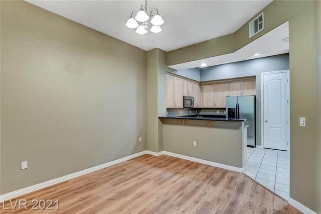 56 E Serene Avenue #217, Las Vegas, NV 89123 (MLS #2297850) :: Jeffrey Sabel