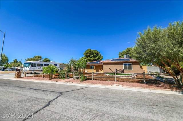 4613 Country Gables Court, North Las Vegas, NV 89031 (MLS #2297923) :: Signature Real Estate Group