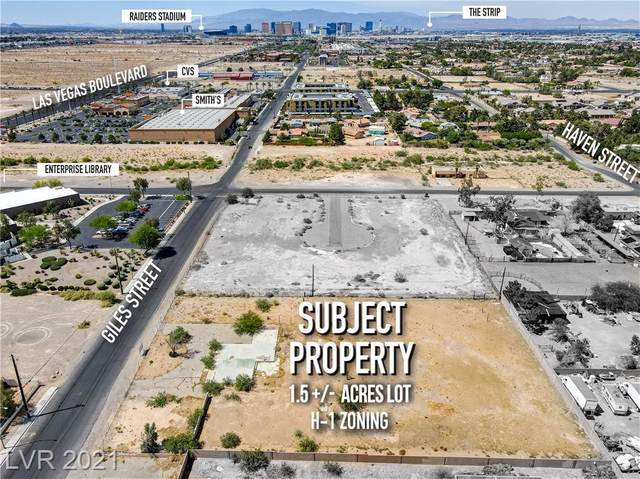 8382 Giles Street, Las Vegas, NV 89123 (MLS #2297965) :: Lindstrom Radcliffe Group