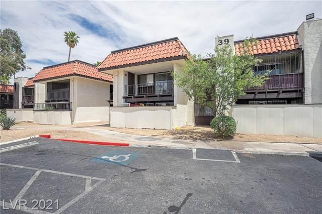 1405 Vegas Valley Drive #396, Las Vegas, NV 89169 (MLS #2298167) :: DT Real Estate