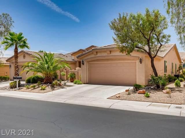 10243 Maggira Place, Las Vegas, NV 89135 (MLS #2298181) :: The Shear Team