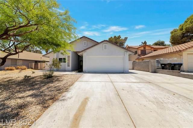 3119 Valleywood Road, Henderson, NV 89014 (MLS #2298203) :: Signature Real Estate Group