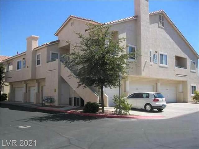 7450 S Eastern Avenue #1038, Las Vegas, NV 89123 (MLS #2298581) :: DT Real Estate