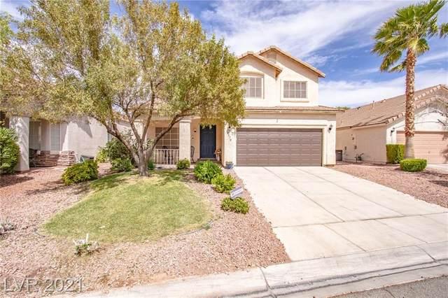 9570 Lavarun Court, Las Vegas, NV 89123 (MLS #2298604) :: Jeffrey Sabel