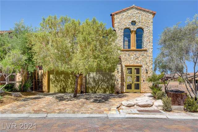 9 Via Del Garda, Henderson, NV 89011 (MLS #2298672) :: Signature Real Estate Group