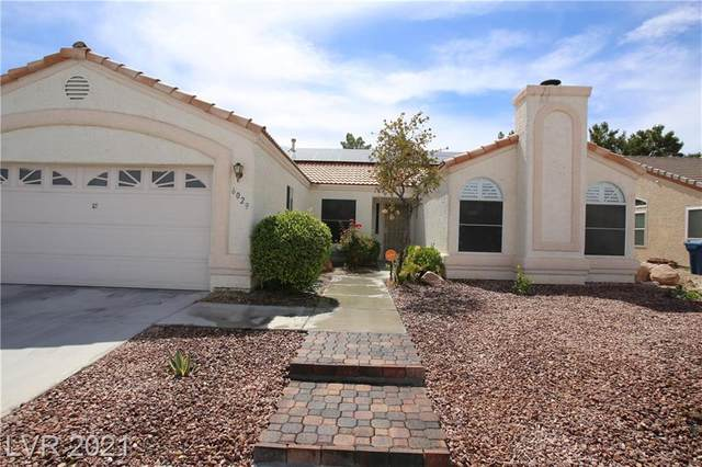 6029 Marvin Street, North Las Vegas, NV 89031 (MLS #2298747) :: Jeffrey Sabel