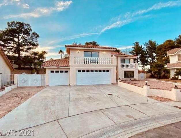 2801 Shadow Creek Circle, Las Vegas, NV 89117 (MLS #2298825) :: The Chris Binney Group | eXp Realty