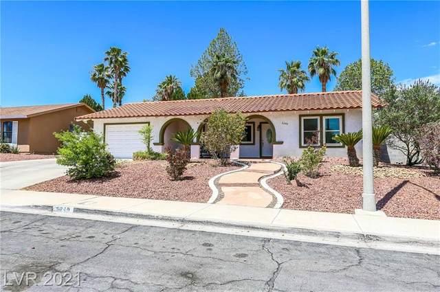 2248 Grayson Circle, Henderson, NV 89014 (MLS #2299175) :: Signature Real Estate Group
