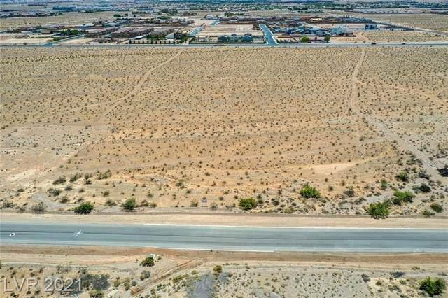 Richmar, Las Vegas, NV 89124 (MLS #2299229) :: Lindstrom Radcliffe Group