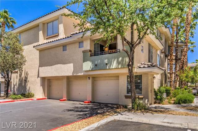 7143 S Durango Drive #201, Las Vegas, NV 89113 (MLS #2299280) :: Jack Greenberg Group