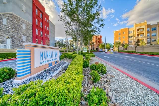 68 E Serene Avenue #218, Las Vegas, NV 89123 (MLS #2299358) :: Jeffrey Sabel