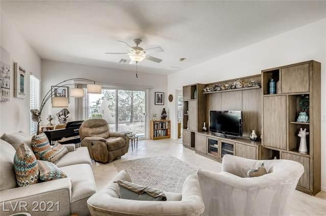 2605 Desert Sparrow Avenue, North Las Vegas, NV 89084 (MLS #2299480) :: Jeffrey Sabel