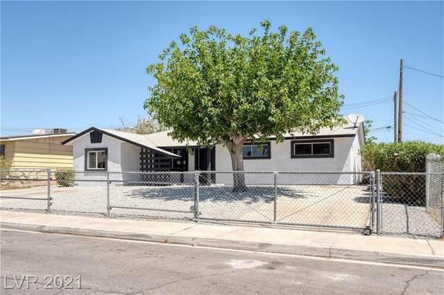 624 Van Ert Avenue, North Las Vegas, NV 89030 (MLS #2299534) :: Jack Greenberg Group