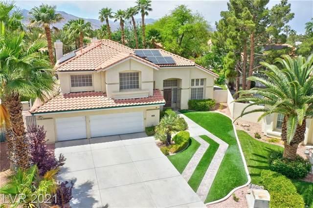 8324 Slate Harbor Circle, Las Vegas, NV 89128 (MLS #2299578) :: Galindo Group Real Estate