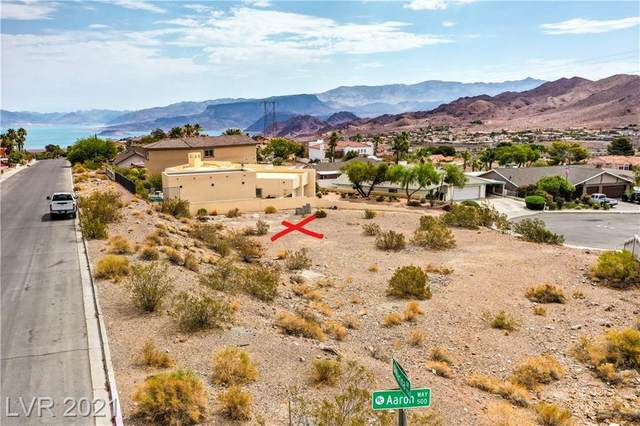 505 Marti Place, Boulder City, NV 89005 (MLS #2299697) :: Signature Real Estate Group