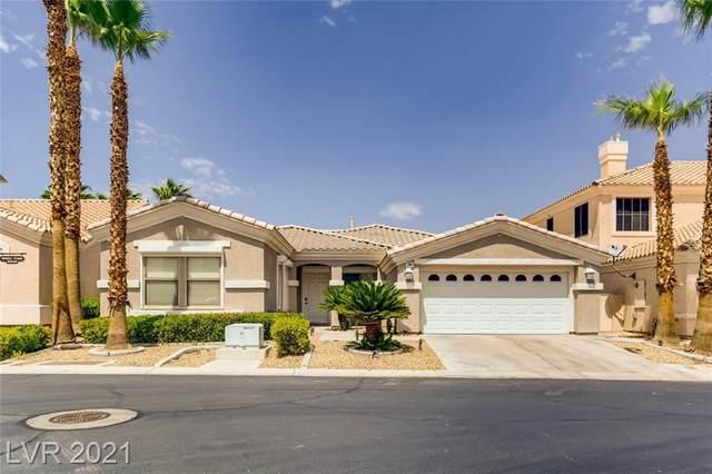 286 Brushy Creek Avenue, Las Vegas, NV 89148 (MLS #2299863) :: Lindstrom Radcliffe Group