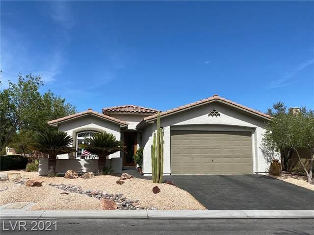3434 Ridge Meadow Street, Las Vegas, NV 89135 (MLS #2299871) :: The Chris Binney Group | eXp Realty
