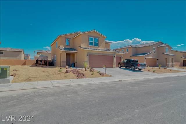 3890 Weld Avenue, Pahrump, NV 89061 (MLS #2299931) :: Signature Real Estate Group