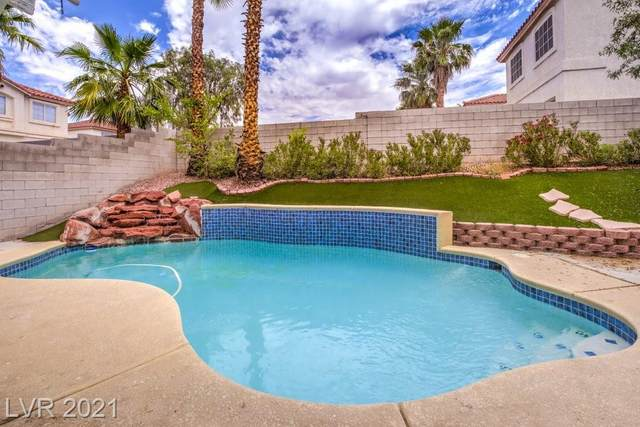 10006 N Glowing Forge Court, Las Vegas, NV 89183 (MLS #2299933) :: ERA Brokers Consolidated / Sherman Group