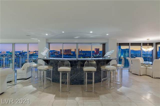 3111 Bel Air Drive 21A, Las Vegas, NV 89109 (MLS #2300045) :: Galindo Group Real Estate