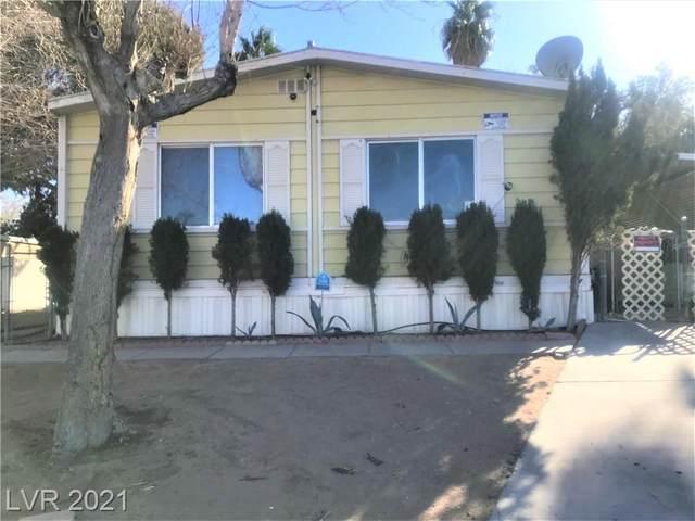 4625 E Twain Avenue, Las Vegas, NV 89121 (MLS #2300138) :: Galindo Group Real Estate