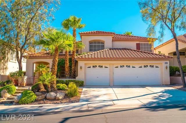 10225 Red Bridge Avenue, Las Vegas, NV 89134 (MLS #2300197) :: Galindo Group Real Estate