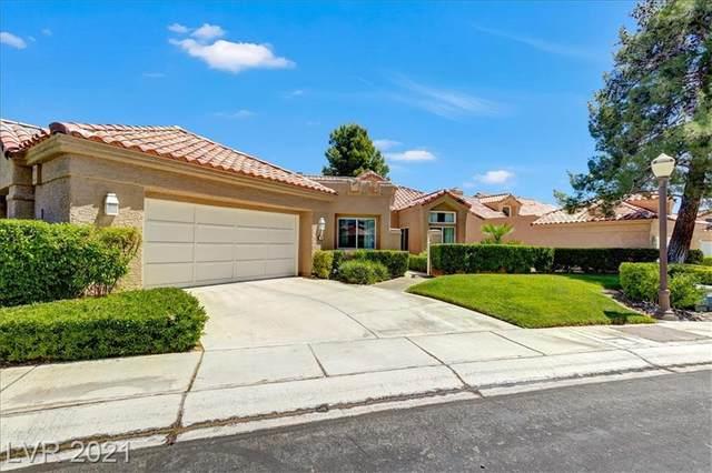 7982 Harbour Towne Avenue, Las Vegas, NV 89113 (MLS #2300333) :: Lindstrom Radcliffe Group