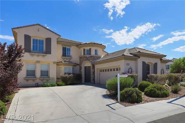 11539 Valentino Lane, Las Vegas, NV 89138 (MLS #2300459) :: Lindstrom Radcliffe Group