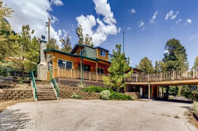 324 Crestview Drive, Mount Charleston, NV 89124 (MLS #2300487) :: Lindstrom Radcliffe Group