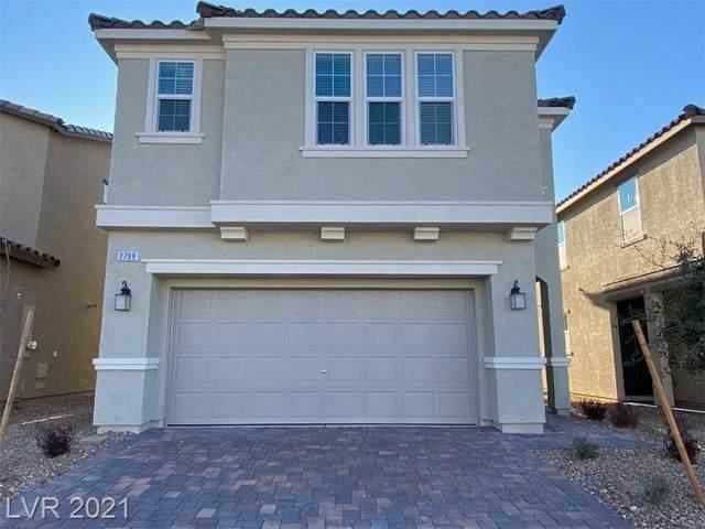 2799 Donatello Manor Place, Henderson, NV 89044 (MLS #2300495) :: Jack Greenberg Group