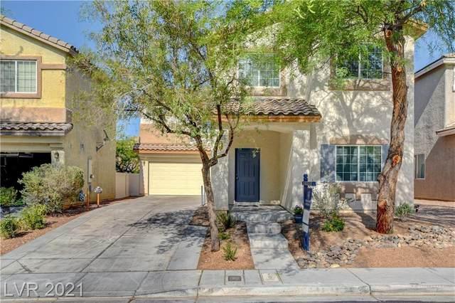 10390 Hardy Falls Street, Las Vegas, NV 89141 (MLS #2300500) :: Jeffrey Sabel
