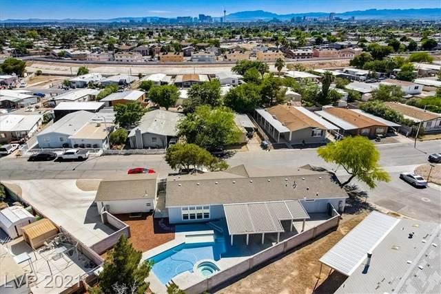 1722 Peanut Court, Las Vegas, NV 89115 (MLS #2300731) :: DT Real Estate
