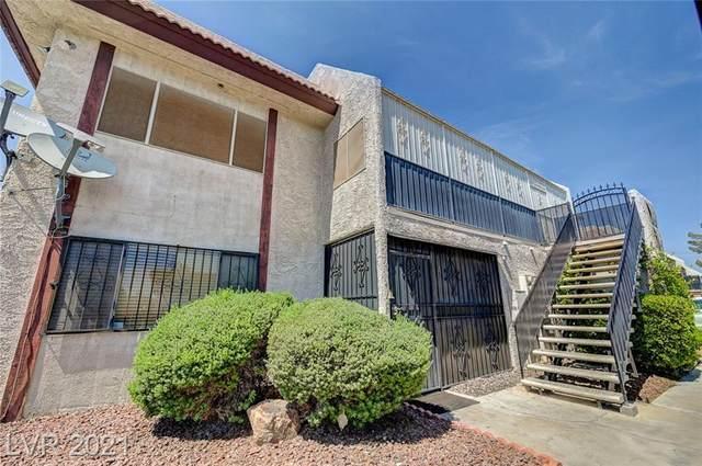 1748 Jupiter Court B, Las Vegas, NV 89119 (MLS #2301840) :: Team Michele Dugan