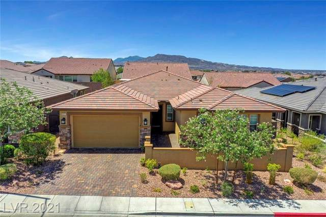 411 Giocoso Court, Henderson, NV 89011 (MLS #2301903) :: Lindstrom Radcliffe Group
