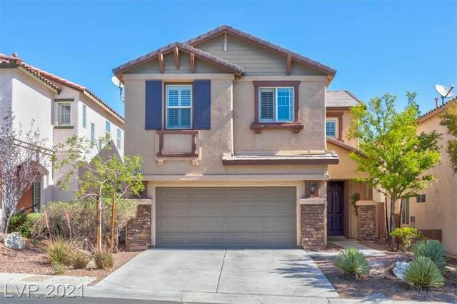 10644 Tray Mountain Avenue, Las Vegas, NV 89166 (MLS #2302018) :: Vestuto Realty Group