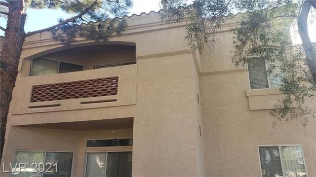 7400 W Flamingo Road #2050, Las Vegas, NV 89147 (MLS #2302104) :: Galindo Group Real Estate
