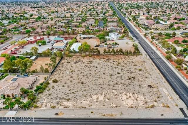 8755 Brent Lane, Las Vegas, NV 89143 (MLS #2302221) :: Lindstrom Radcliffe Group