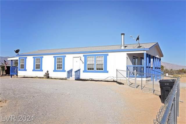 6170 Vicki Ann Road, Pahrump, NV 89048 (MLS #2302499) :: DT Real Estate