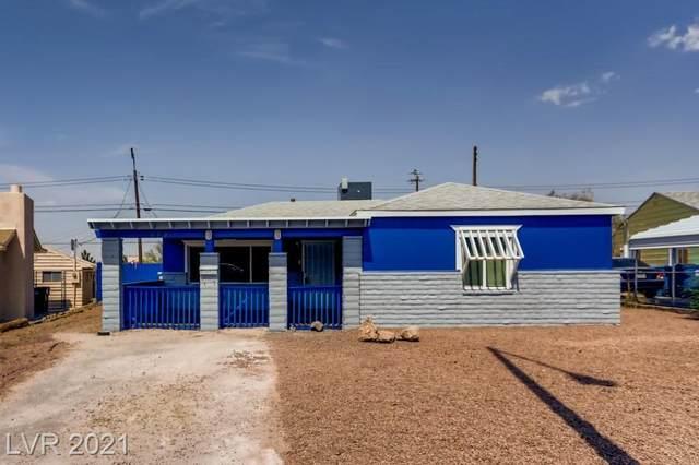 649 Burton Street, Henderson, NV 89015 (MLS #2302595) :: Custom Fit Real Estate Group