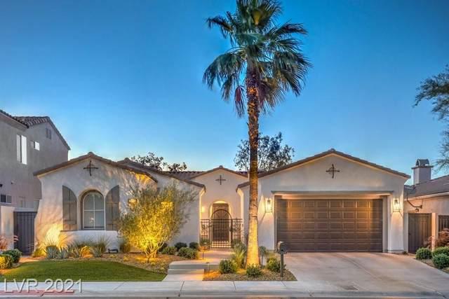11256 Parleys Cone Court, Las Vegas, NV 89135 (MLS #2302596) :: Jeffrey Sabel