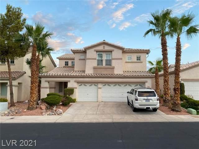 351 Turtle Peak Avenue, Las Vegas, NV 89148 (MLS #2302740) :: The Melvin Team