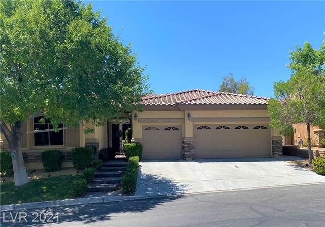 5483 Casa Palazzo Court, Las Vegas, NV 89141 (MLS #2302803) :: Vestuto Realty Group