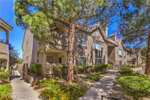 700 Capri Drive Drive 31B, Boulder City, NV 89005 (MLS #2302986) :: Team Michele Dugan