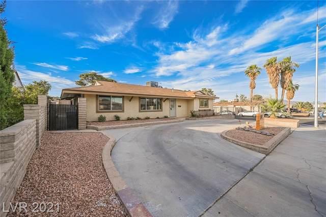 1741 Howard Avenue, Las Vegas, NV 89104 (MLS #2303072) :: Signature Real Estate Group